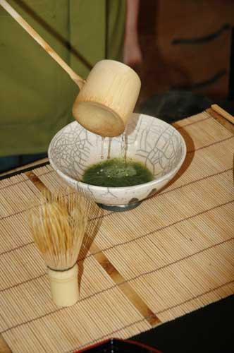 """Cha No Ma – das """"japanische Teehaus"""""""