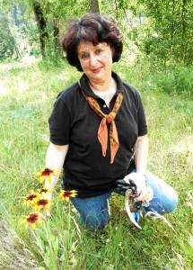"Susanne Prochaska - die ""Kräuterhexe"""