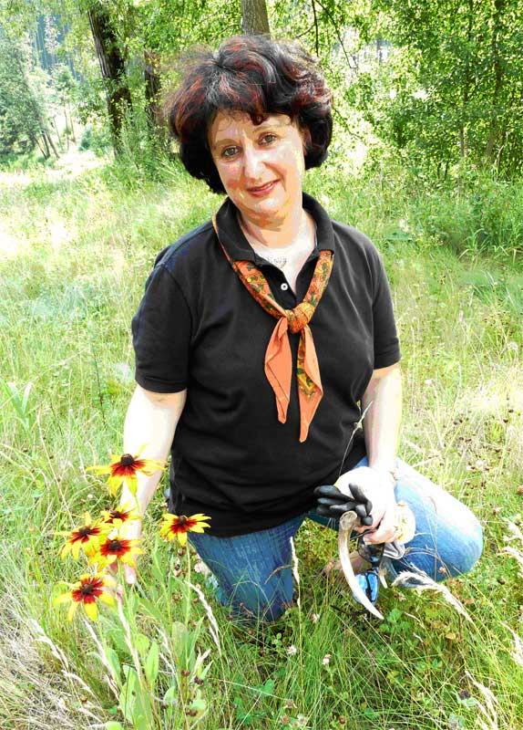 "Susanne Prochaska – die ""Kräuterhexe"""