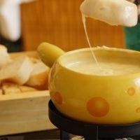 Käse-Fondue