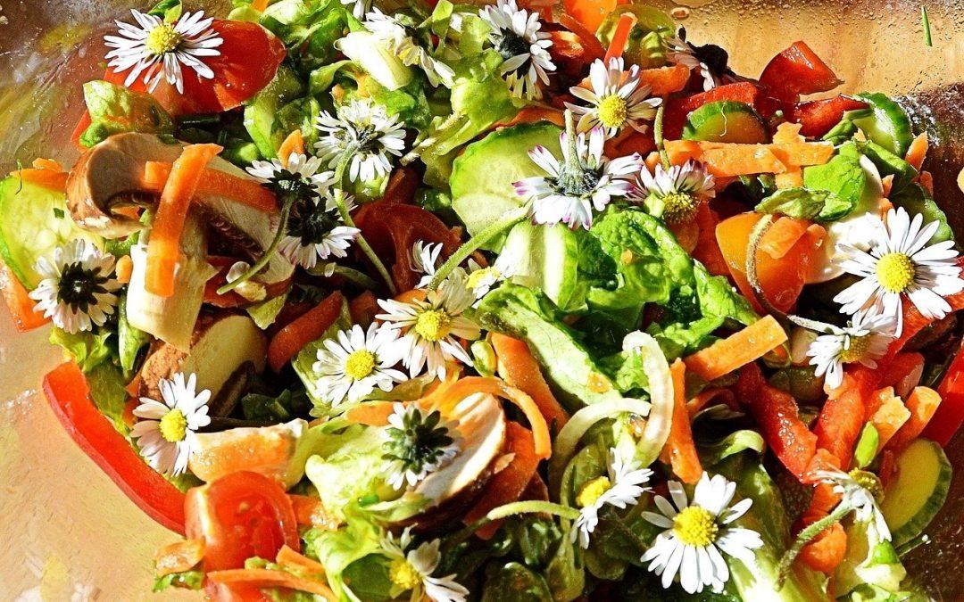 Mein ICH-LIEBE-MEINEN-GARTEN Salat