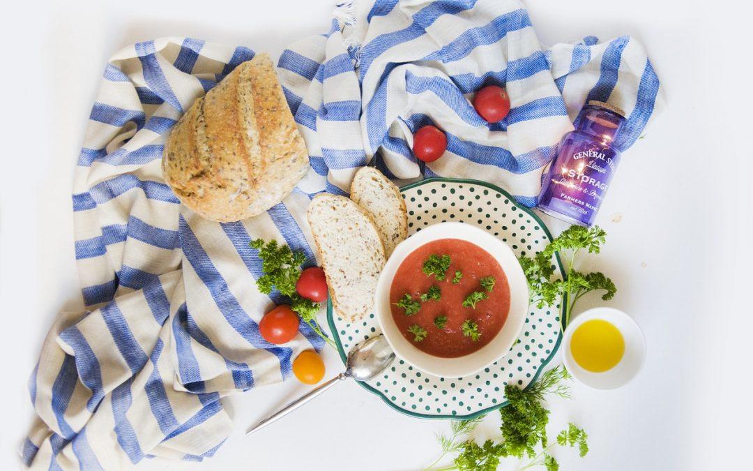 Kühlendes für die Hitzewelle 4 – Gazpacho